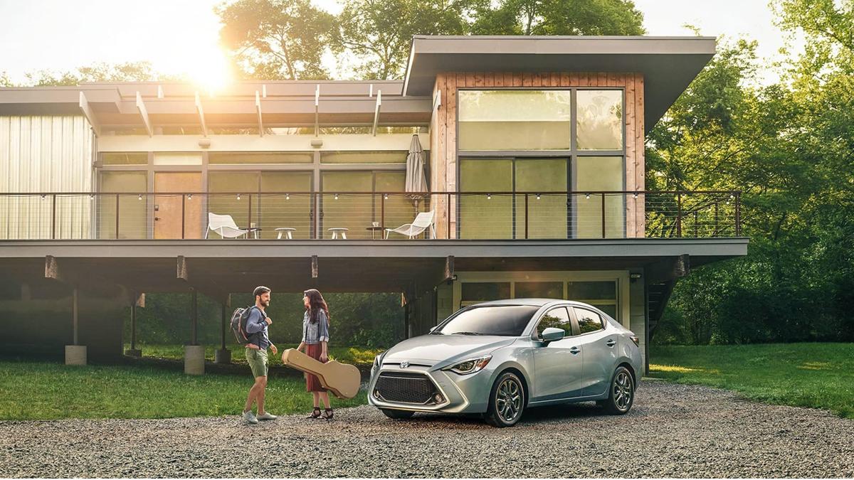 Evaluation of Toyota Yaris l Dazzle X