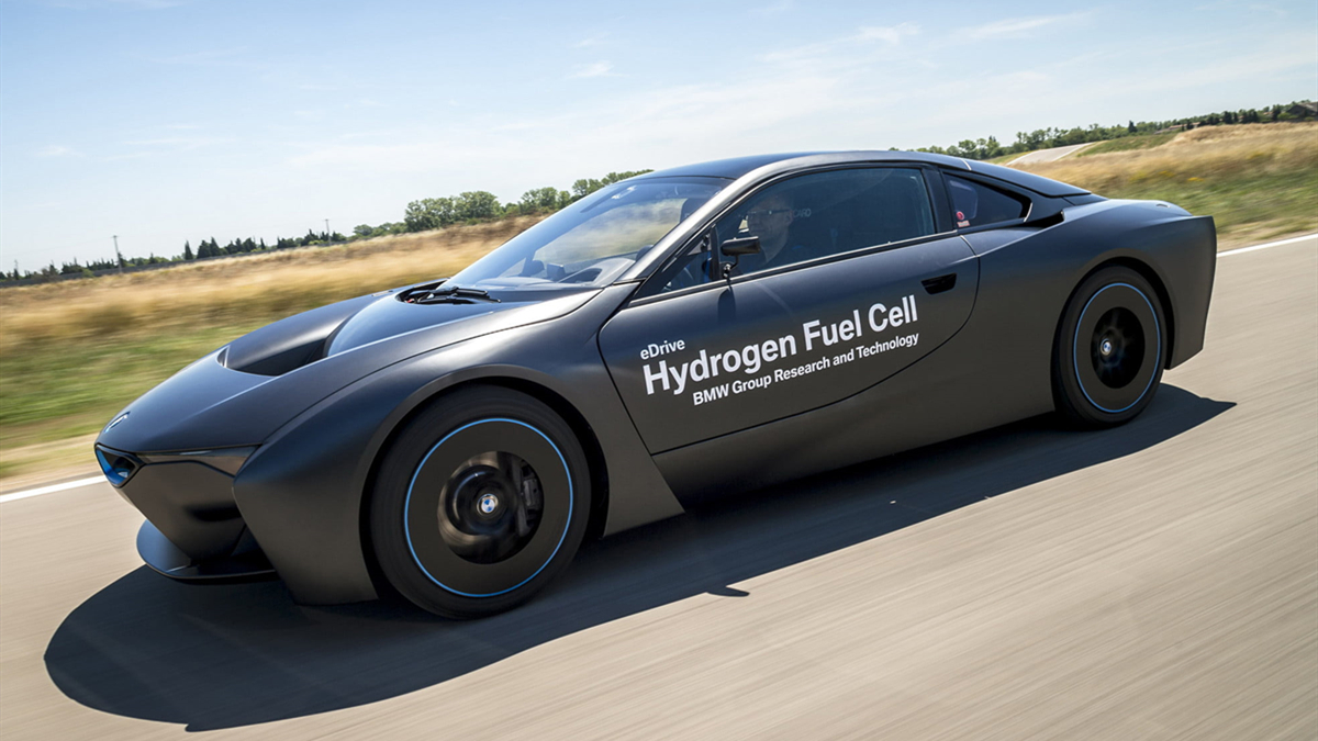 Question of Hydrogen Fuel Cell Vehicles