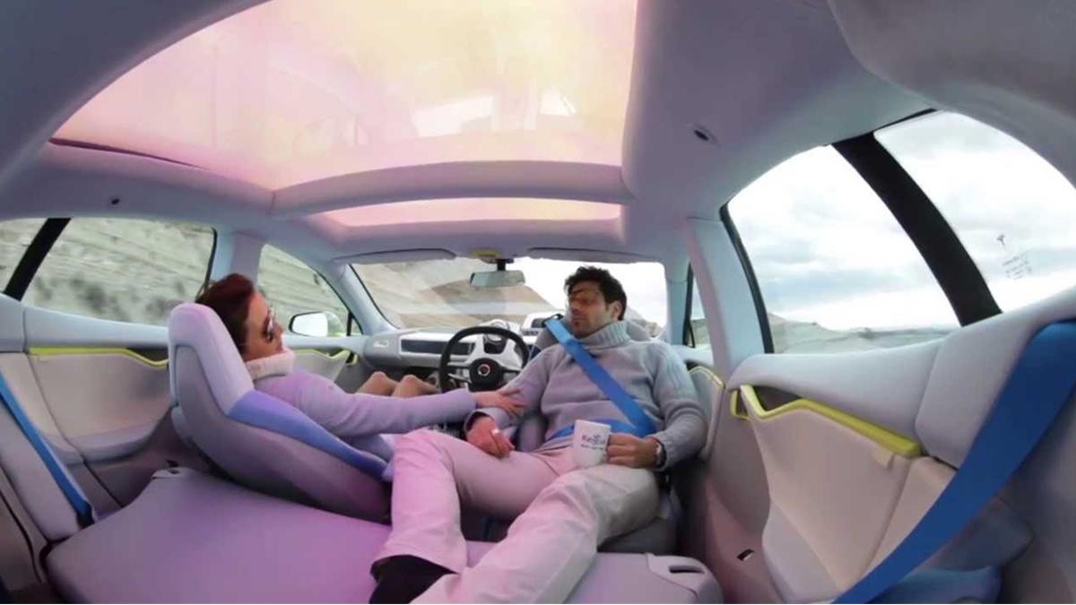 The Long-Awaited Autonomous Cars