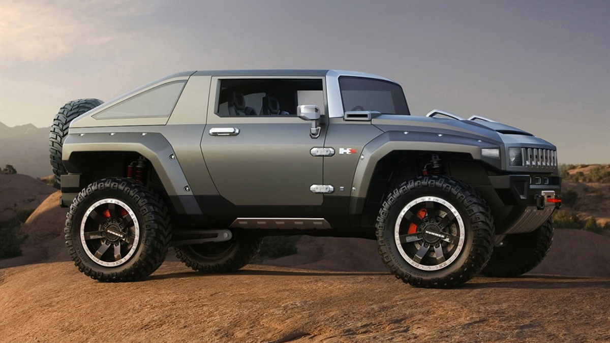 The New GMC HUMMER EV